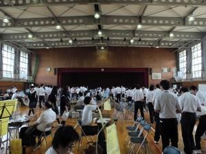 大学・短大・専門学校ガイダンスが開催されました。