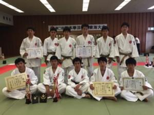 第25回 日本拳法高校東海大会